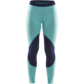 Craft Merino Lightweight Pants Damen paradise/maritime